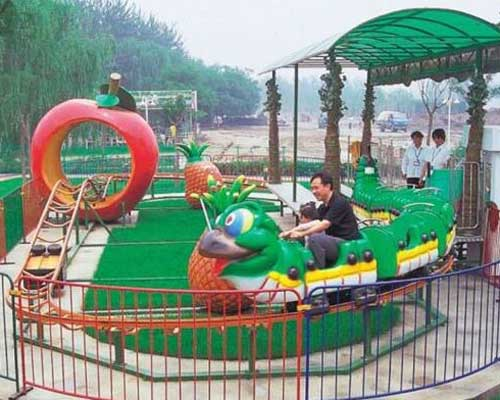 small roller coaster for kids