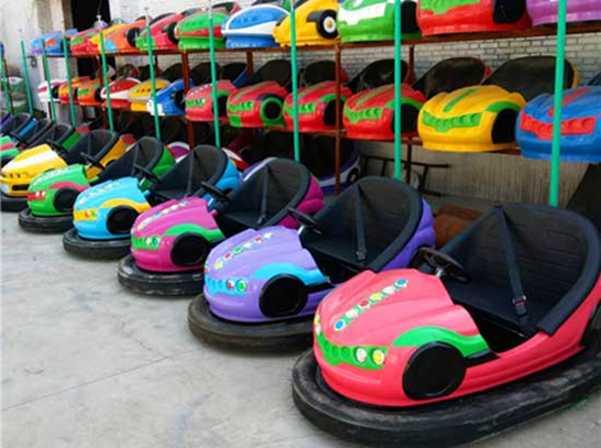 Amusement park bumper car with cheap price