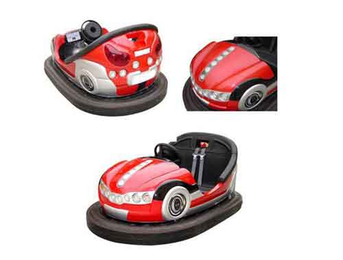 Red New Bumper Car