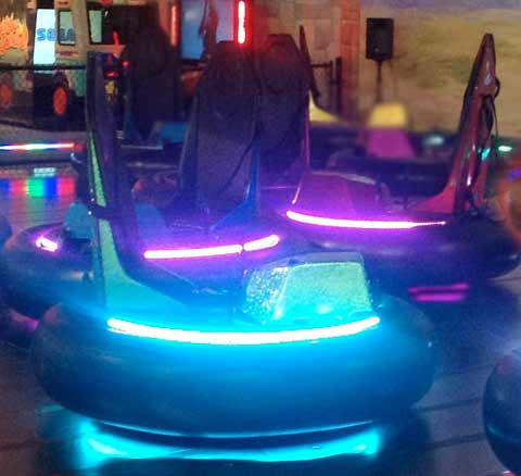 battery powered dodgems for sale