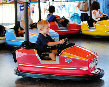 buy bumper cars from China