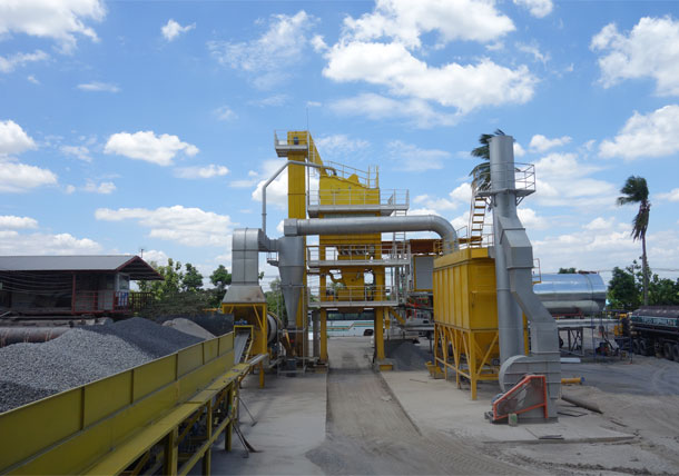 reputable asphalt plant