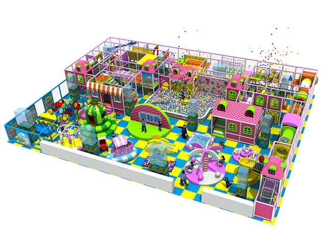 Beston new indoor playground equipment