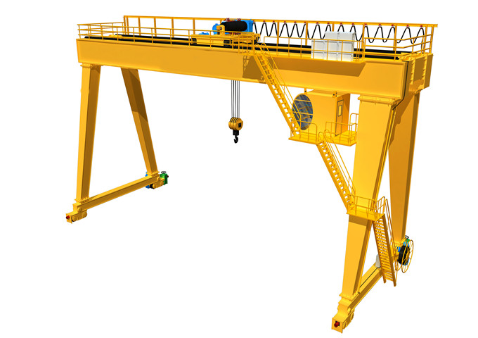 Types of gantry cranes 10 tons from China