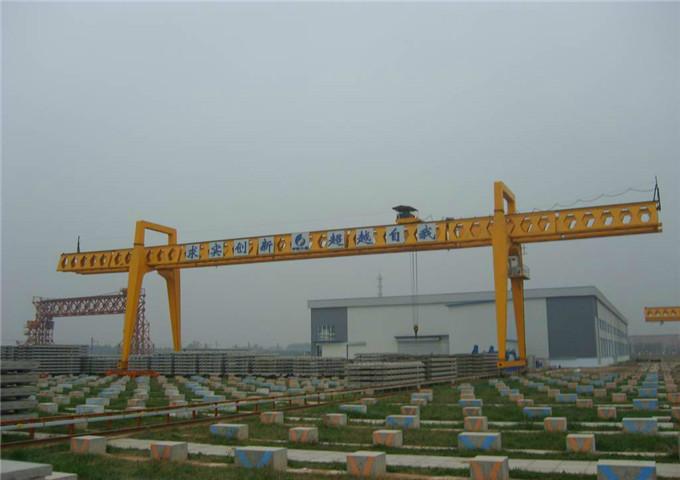 Order a gantry crane 10 tons