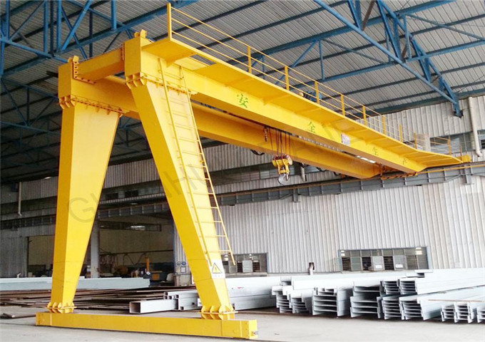 Semi-gantry crane high quality
