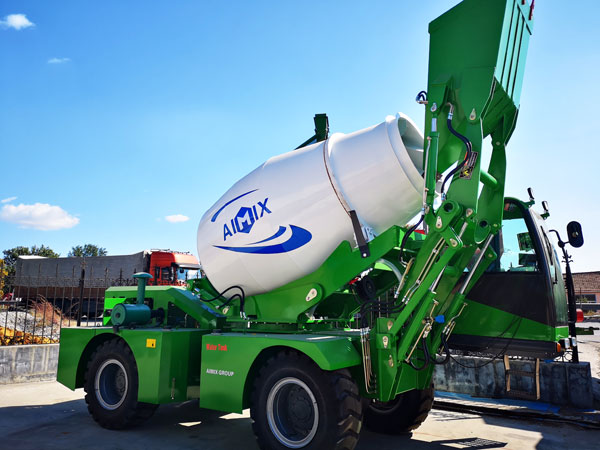 self loading mixer for sale