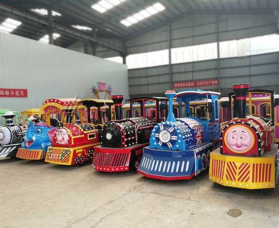 Wholesale carnival train rides